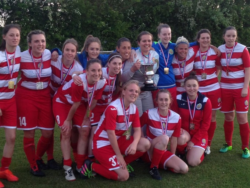 Essex Womens Football 113
